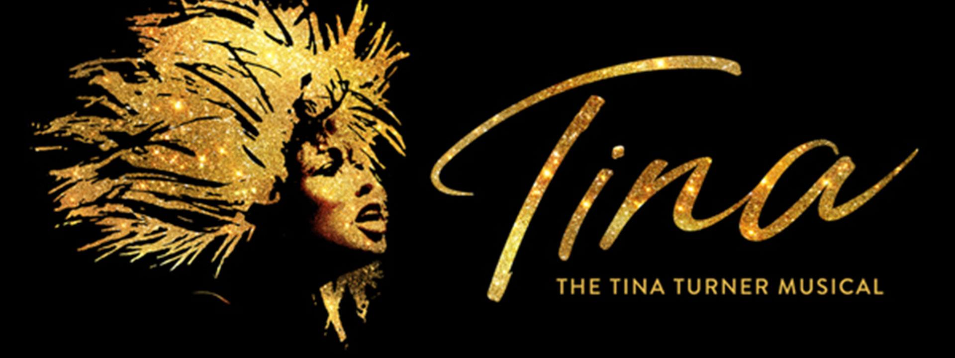 Tina Turner musical logo