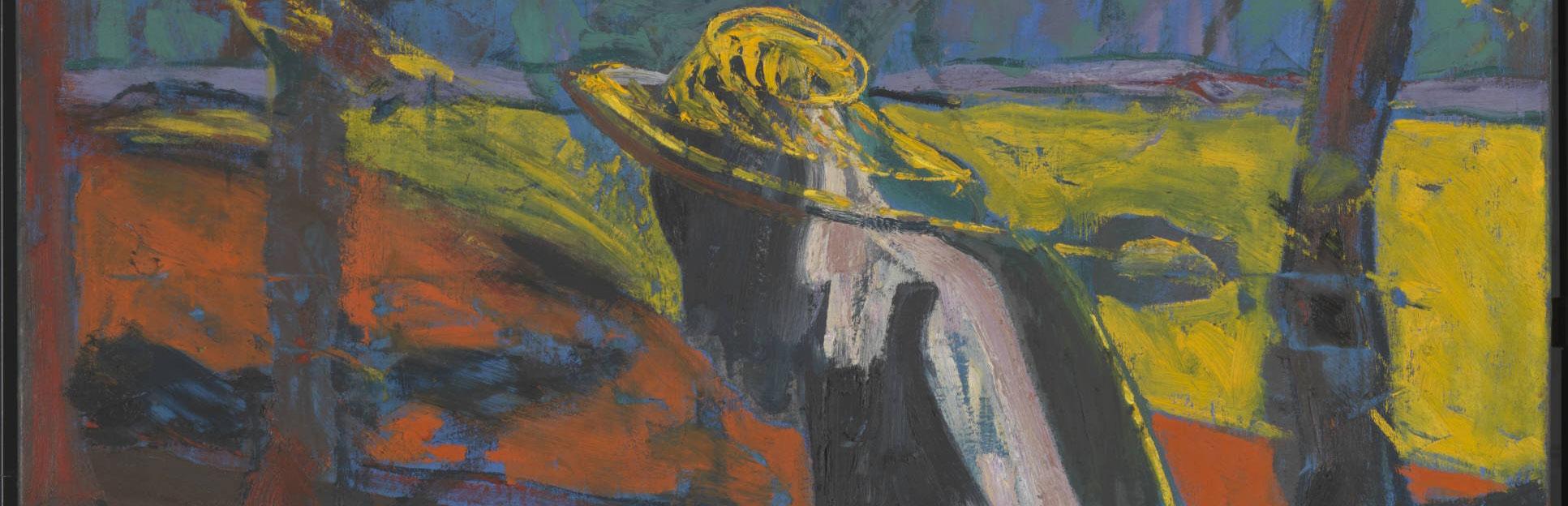 London inspired Van Gogh painting