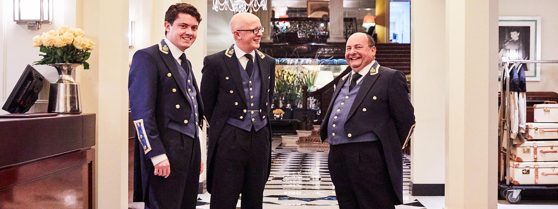 A Royally Good Concierge hero