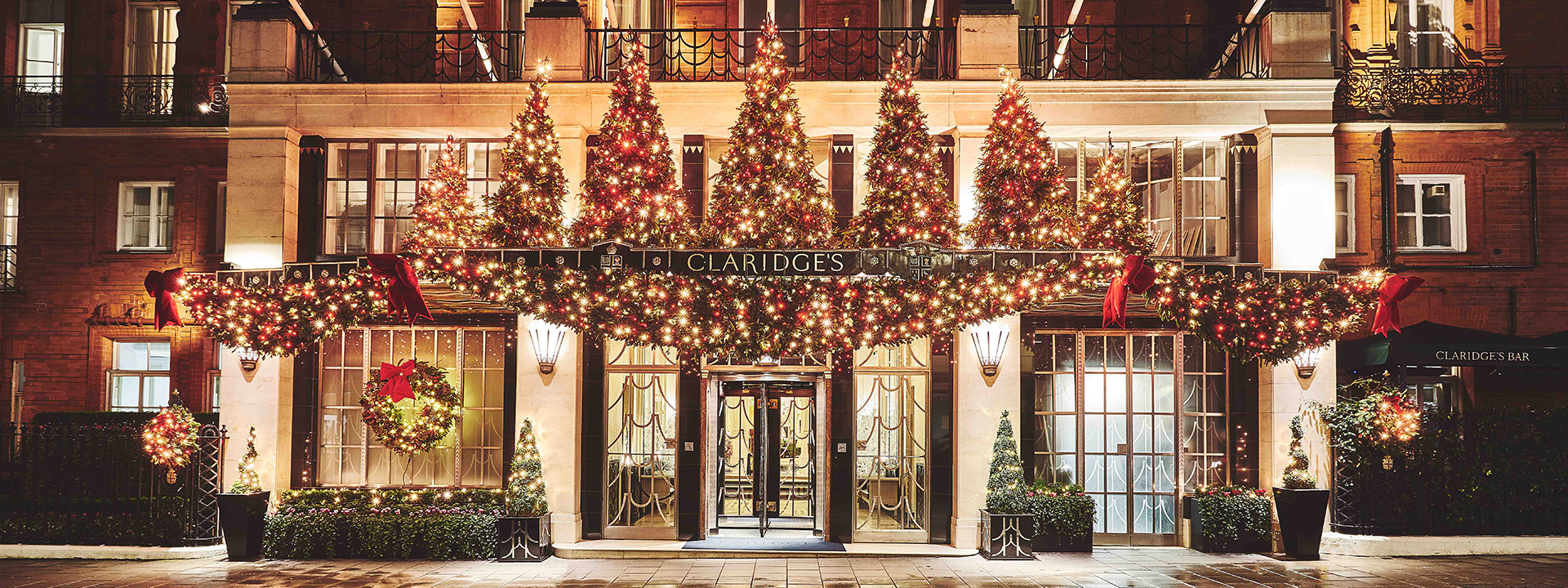 Claridge's Mayfair Christmas
