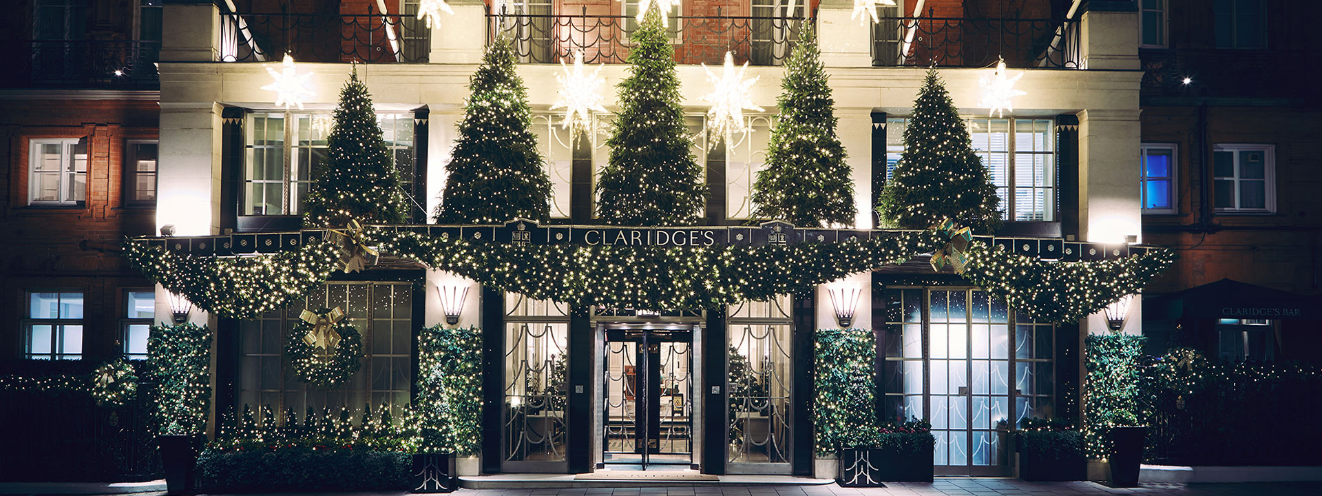 Christmas In London.Christmas At Claridge S An Unforgettable Christmas In London
