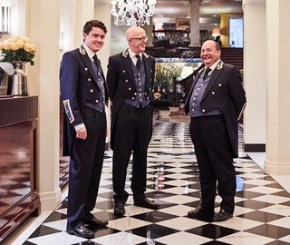 A royally good concierge