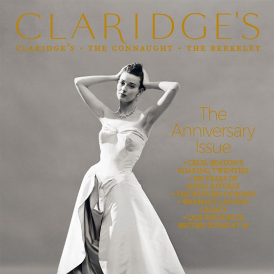 Claridge's Magazine