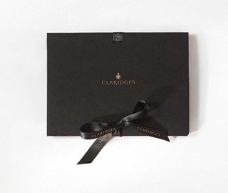 The gift of Claridge's