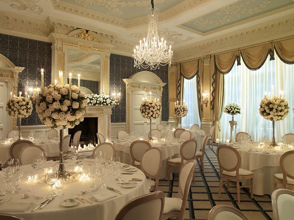 Londons Most Luxurious Wedding Venue Claridges
