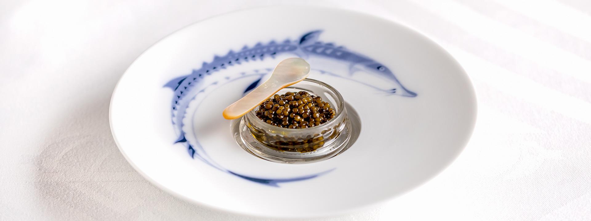 Caviar hero
