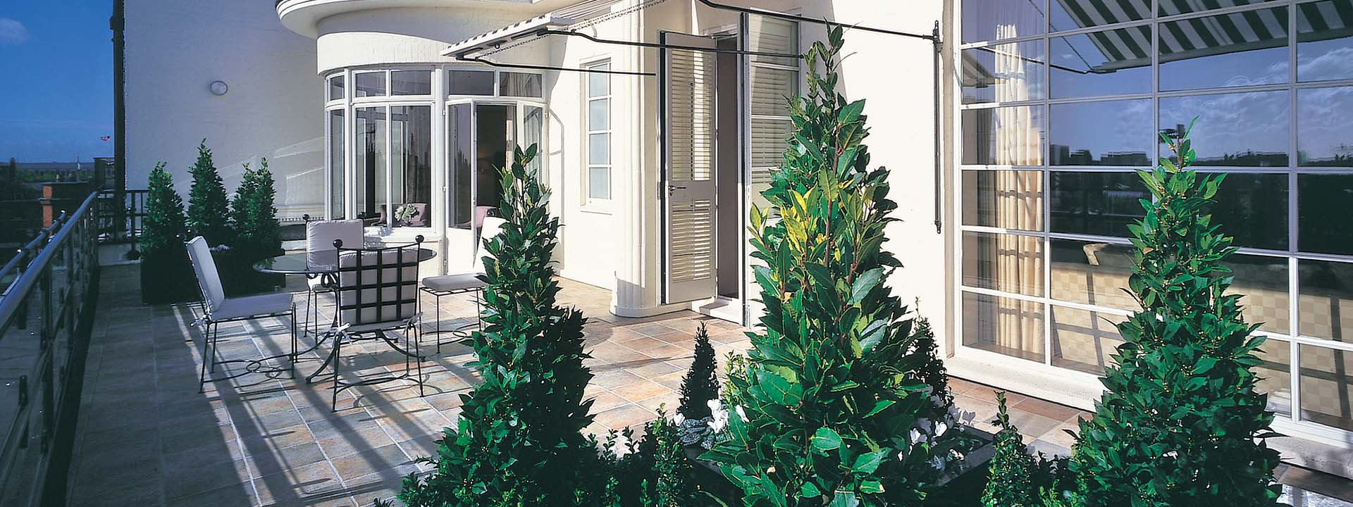 Brook Penthouse Terrace