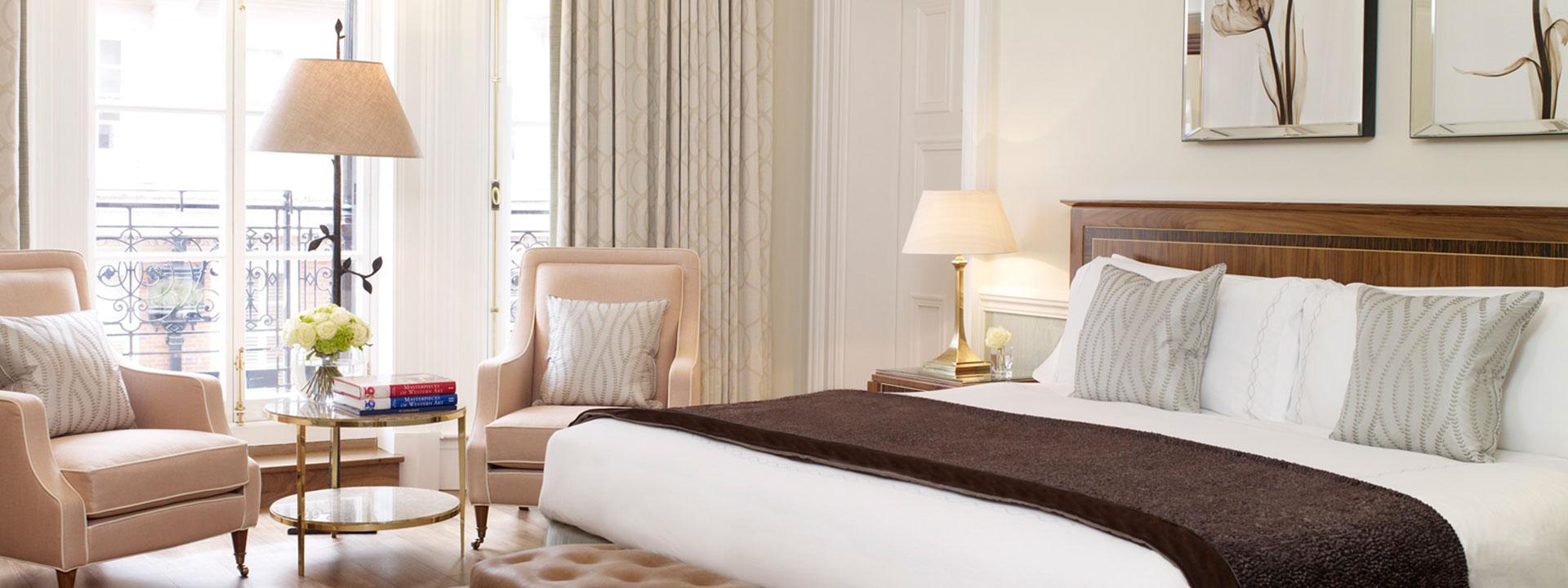 Mayfair King Room