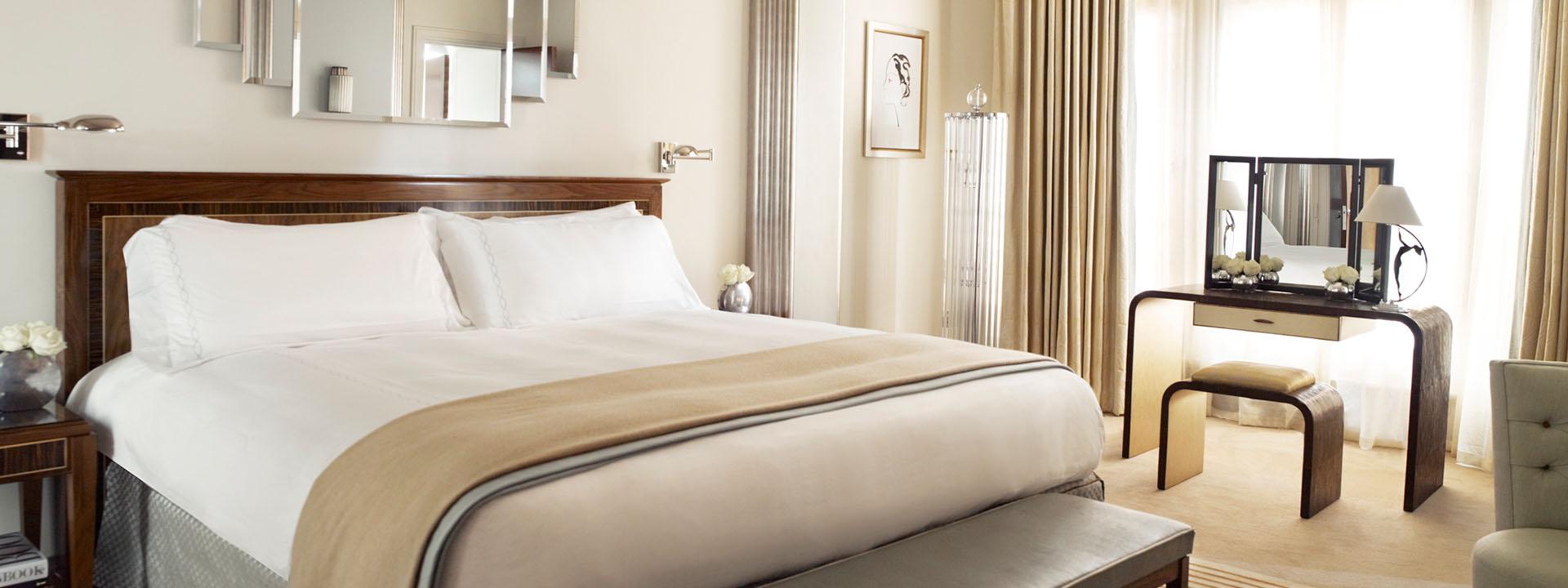 Claridge's Suite Bedroom