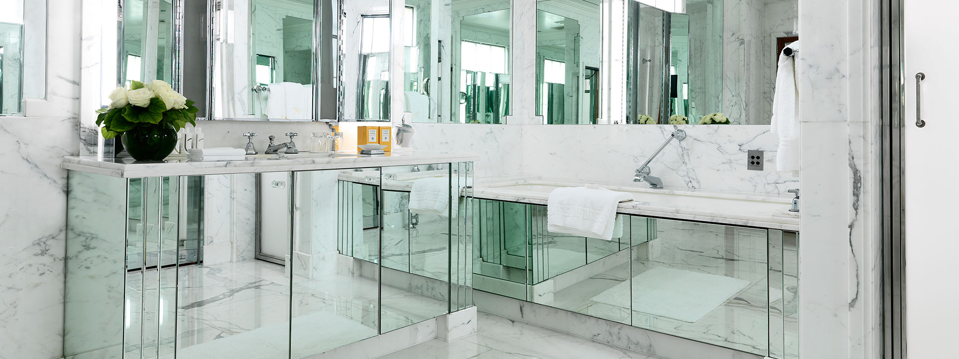 Davies Penthouse Bathroom
