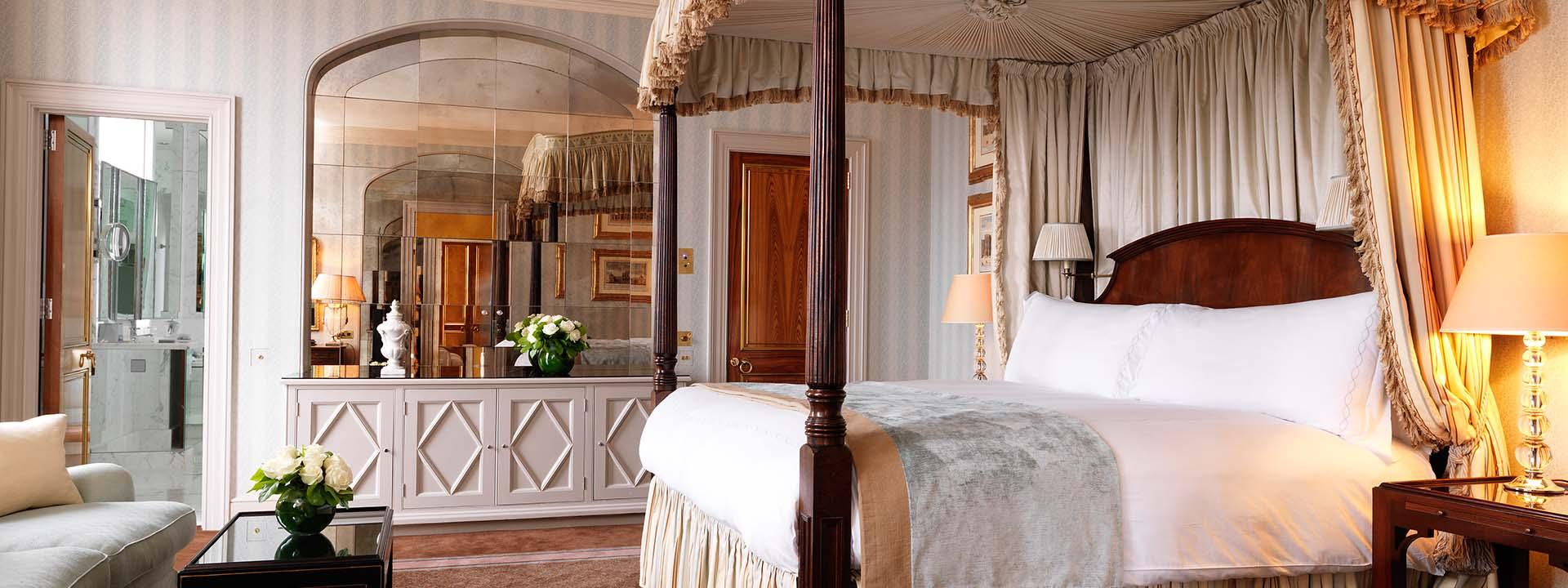 Davies Penthouse Bedroom