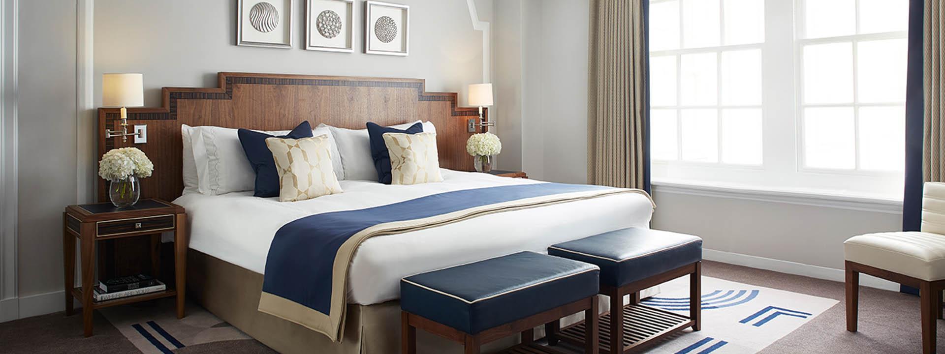 Deluxe Junior Suite One Bedroom Luxury Suite Claridges