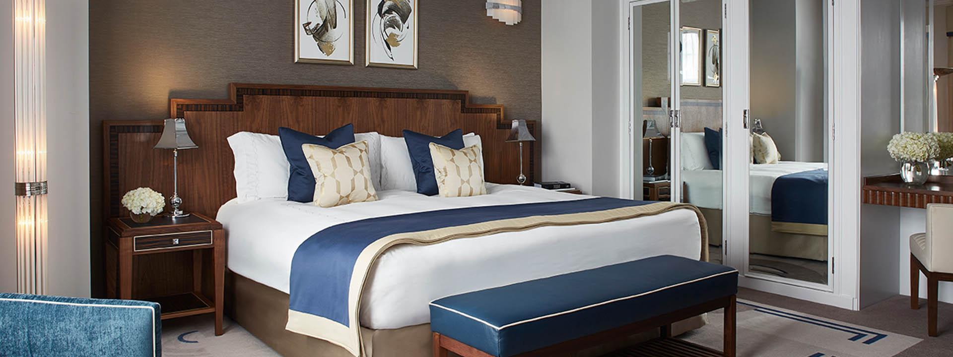 Mayfair Suite Bedroom