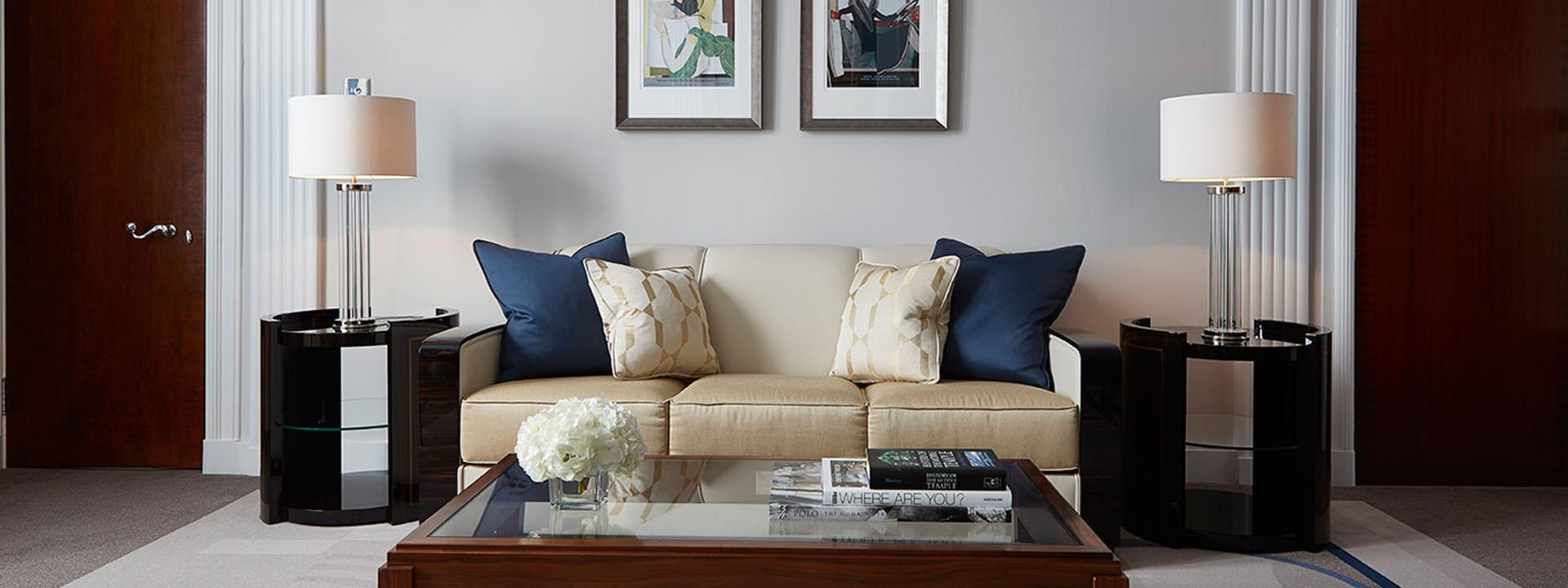 Mayfair Suite Living Room