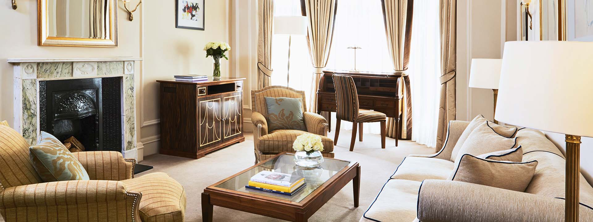Mivart Suite Living Room