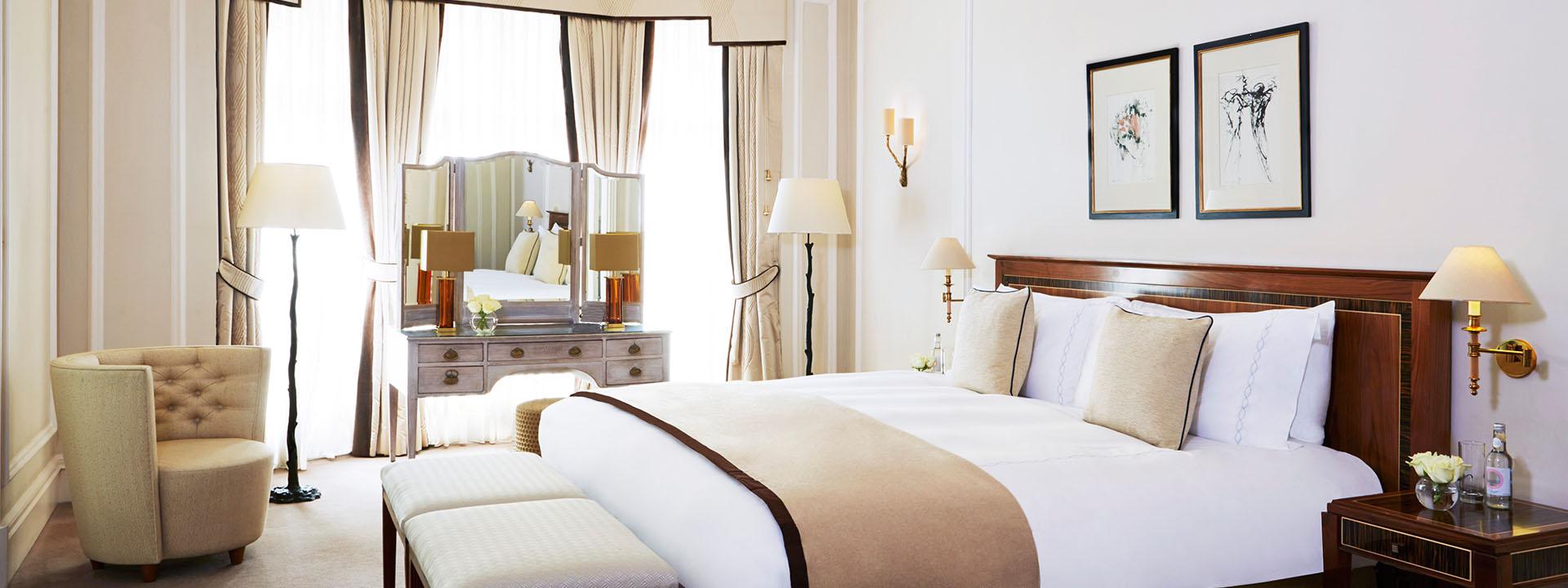 Mivart Suite Bedroom
